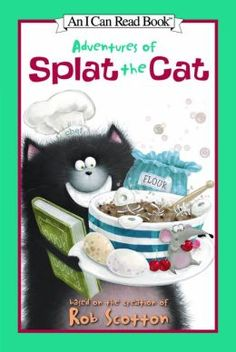 Adventures of Splat the Cat (An I Can Read Book)