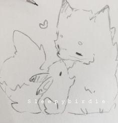 //havent drawn animals in centuries lol//