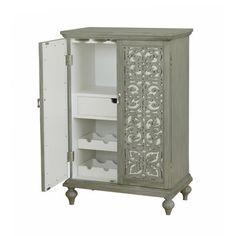 Shop Wayfair For Pulaski Furniture McAdams 2 Door Bar Cabinet With Wine  Storage