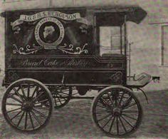 1900 Edward S. Clark Delivery Wagon