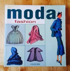 Moda turns into a Book