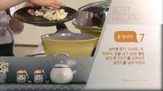 최고의 요리 비결 - 안세경의 꽃물만두와 꽈배기 찐만두_#003