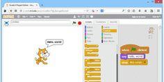 This computer language is teaching kids to code http://www.businessinsider.com/this-computer-language-is-teaching-kids-to-code-2017-5?utm_campaign=crowdfire&utm_content=crowdfire&utm_medium=social&utm_source=pinterest