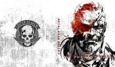 Big Boss - Metal Gear Solid V The Phantom Pain HD Wallpaper