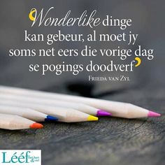 Jy moet net eers die vorige dag se pogings doodverf | Frieda van Zyl Wisdom Quotes, Qoutes, Afrikaanse Quotes, Motivational Quotes, Inspirational Quotes, Word Pictures, Love Me Quotes, Printable Quotes, Woman Quotes