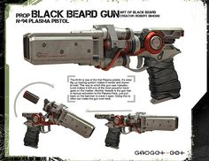 What personal weapon do you most want to see, and don't want to ...