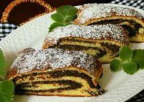 Makový závin z kynutého cuketového těsta Strudel, Love Cake, French Toast, Sandwiches, Food And Drink, Treats, Breakfast, Sweet, Recipes