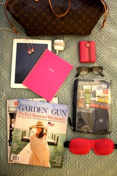 Packing & Traveling Tips