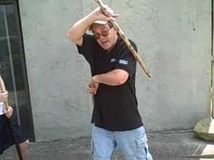 """Some basic double stick drills from Filipino kali/escrima/silat and some empty-handed applications. From Wikipedia, the free encyclopedia: The term """"Sinawali. Academy Of Martial Arts, Martial Arts Training, Mixed Martial Arts, Kung Fu Techniques, Martial Arts Techniques, Kali Martial Art, Martial Artists, Kali Escrima, Stick Fight"""