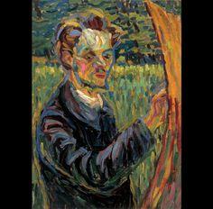 Retrospectiva de Ernst Ludwig Kirchner, icono del expresionismo, en la Fundación Mapfre