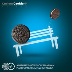 Let the delicious taste of Oreos hypnotize your senses #Friday #CuriousCookie