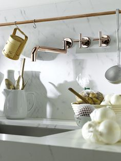 Cyprum / Kitchen / Kitchen fitting / Dornbracht