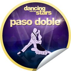 Dancing with the Stars: Paso Doble...This week the Stars take on the Spanish March! Check-in with GetGlue.com for a Paso Doble sticker! Ole!