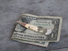 A clever way to bundle your bribe money!  $15.99