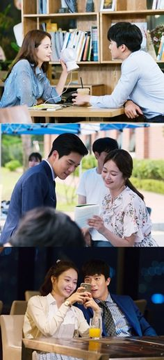 Ha Suk Jin and Jeon So Min Flirt and Fight in First of Anything Remake Stills Something About 1, Ha Suk Jin, One 1, Running Man, Popular Culture, Korean Actors, Korean Drama, Flirting, Love Story