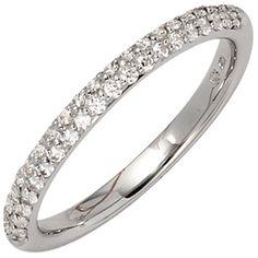Tiny Diamond Ring, Diamond Jewelry, Crystal Wedding, 18k Rose Gold, Rose Gold Plates, Plating, White Gold, Wedding Rings, Engagement