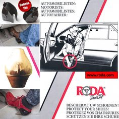 A very nice useful present !!    The Roda ShoeClip protect shoes/heels while driving !!   www.roda.com