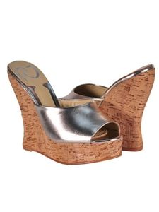 Rough Justice Footwear - Gracie Wedge