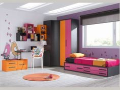 Single dorm rooms on pinterest cool dorm rooms dorm bed - Dormitorios individuales modernos ...