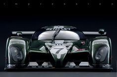 Bentley Speed 8 Le Mans 2003 Winner