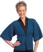 Crochet Kimono - free pattern