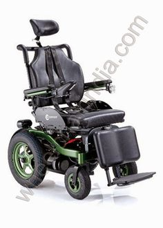 Power Wheel Safety Power wheelchairs used outdoors should have powered large wheels in front never  sc 1 st  Pinterest & Otto Bock C2000 power wheelchair for outdoor | Wheelchair technology ...