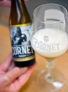 Microbrewery De Hoorn is part of Palm Belgian Craft Brewers and well known for their Arthur's Legacy beers and the very successful oaked beer Cornet. Belgian Beer, Brewery, Beer Bottle, Palm, Tourism, Craft, Glass, Blog, Drink