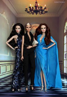 My Gloss Convention Dolls | Flickr - Photo Sharing!