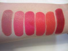 Wardrobe To My Life ♡♡ fashion & beauty blog: favorite drugstore lipsticks round 2 // kate moss for rimmel london