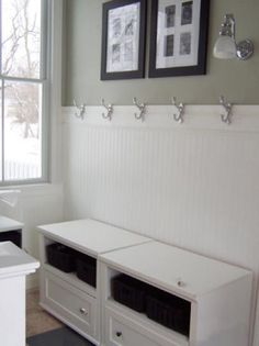 Add an instant touch of class to a room with these step-by-step instructions for installing wainscoting from HGTV.com.