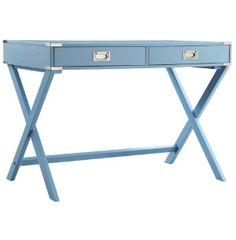X-Base Desk - Blue