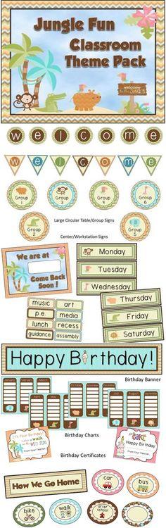 Classroom Decor Packs ~ Images about class ideas on pinterest classroom