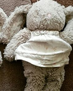 Lost on 02 May. 2016 @ Terminal 1, Manchester airport . My daughter left her very very loved bunny in the disabled toilet of departures of terminal 1 at Manchester airport on Monday at around 4pm. It no longer wears the dress in the picture. Visit: https://whiteboomerang.com/lostteddy/msg/1ptxbg (Posted by Emma on 16 Jun. 2016)