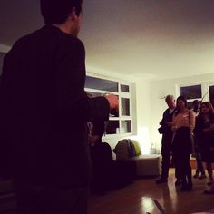 "@Blabla Car's photo: ""Dan giving a nice speech :) #BlaBlaDrink"""