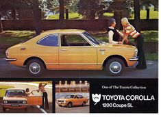 Corolla's are for lovers Toyota Corolla adv Good Looking Cars, Classic Mercedes, Import Cars, Toyota Cars, Japanese Cars, Twin Turbo, Jdm Cars, Future Car, Toyota Corolla