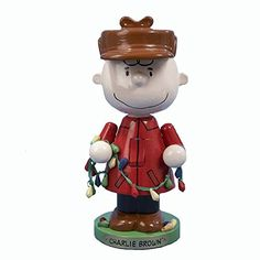 Kurt S Adler 10Inch Peanuts Charlie Brown Nutcracker -- Details can be found by clicking on the image.