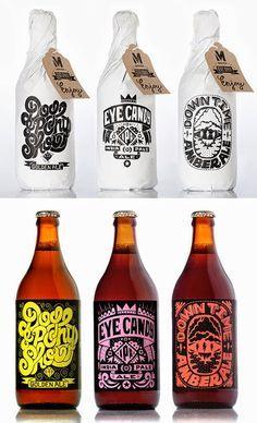 30 Inspiradores Rótulos de Cerveja.