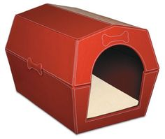 Petmate Boutique Leather Indoor Dog Home