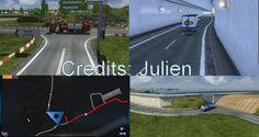 Euro Truck Simulator 2 Gerçek Rüzgar Sesi Modu