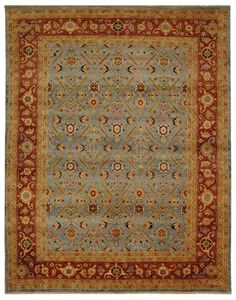 Rug SR816C - Safavieh Rugs - Samarkand Rugs - Wool Rugs - Area Rugs - Runner Rugs
