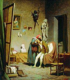 Os artistas vivem do ar? A história do apoio às artes ao longo de 20 séculos – Observador