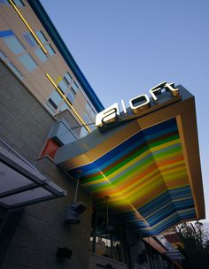 Aloft Hotel In Downtown Asheville Nc Hotels Near Biltmore Estate