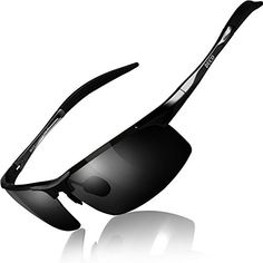 ef762df373b DUCO Mens Sports Polarized Sunglasses UV Protection Sunglasses for Men  8177s - Mudii Boutique Sunglasses Online