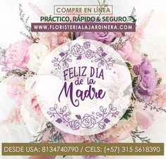 www.floristerialajardinera.com Medios de pago Online Cali, Colombia 🇨🇴 Calle 39Norte # 2E Norte-44 Contacto directo y soporte en línea Llamadas desde USA 📞 8134740790 - 3054145471 Colombia 🇨🇴 📱 (57)3155618390 📞 (57-2)6649650 @floristerialajardinera #flores #flowers #flowershop #floristeria #colombianflowers #cali #colombia #florescolombia #floristeriacali #floristeriasencalicolombia #floristerialajardinera #floristeriasencalinorte Cali Colombia, Decorative Plates, Happy Mothers Day, Window Boxes, Street, Flowers