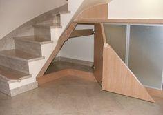 sous escalier elegance rangement escalier elegance bibliothèque sous ...