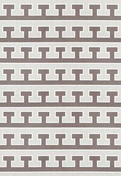 Greek T Schumacher Fabric