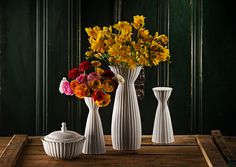 BLOOMING by Carissa Santöso | Boxes, Vases, Candlestick