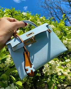 """PurseBop on Instagram: """"Sunday mood 🌱👗👒 isn't she pretty on this sunny springy afternoon? #nofilter #springfever #sundayfunday #sundaymood☀️ #hermesbluebrume…"""" Isn, Spring Fever, Sunday Funday, Sunnies, Hermes, Mood, Pretty, Bags, Instagram"""
