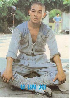 "Jet Li in his first film ""Shaolin Temple"" Kung-fu Kingdom facebook. Martial arts…"