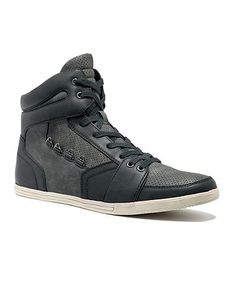 Kenneth Cole Reaction Sneakers, What I Got High Top Lace Up Sneakers - Mens Shoes - Macy's